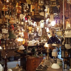 Antique lights in Toronto at Vintage Lighting By Victorian Revival